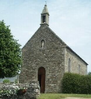 La chapelle Notre Dame du Beau Chemin