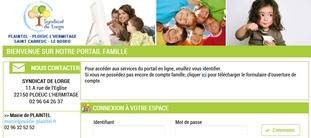 Portail Familles<br>