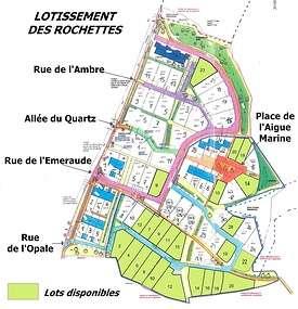 LOTISSEMENT DES ROCHETTES 0